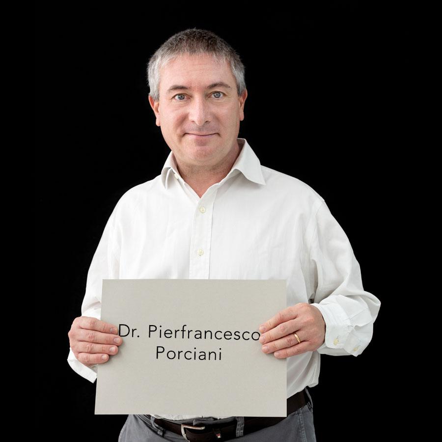 Dr. Pier Francesco Porciani